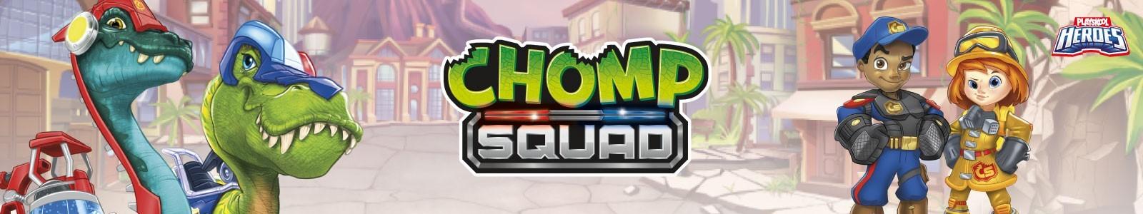 HEROES CHOMP SQUAD